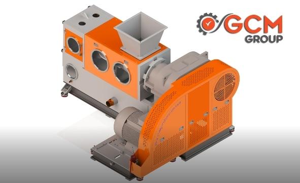 Yatay Sıkma Makinası - GCM Makina