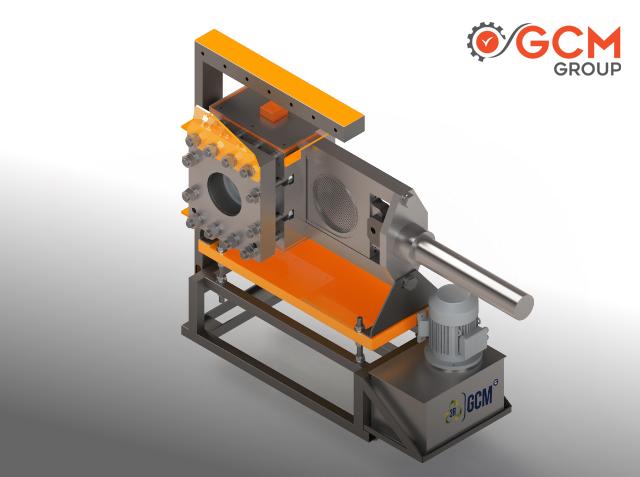 Plastik Eriyik Filtre - GCM Makina