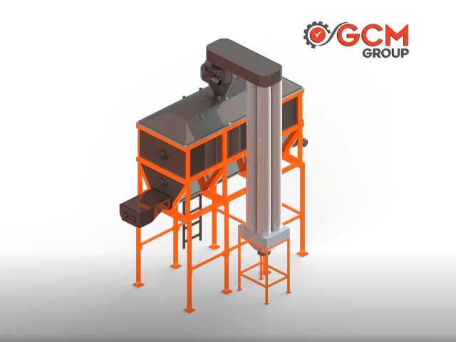 Agromel Üstü Silo - GCM Makina