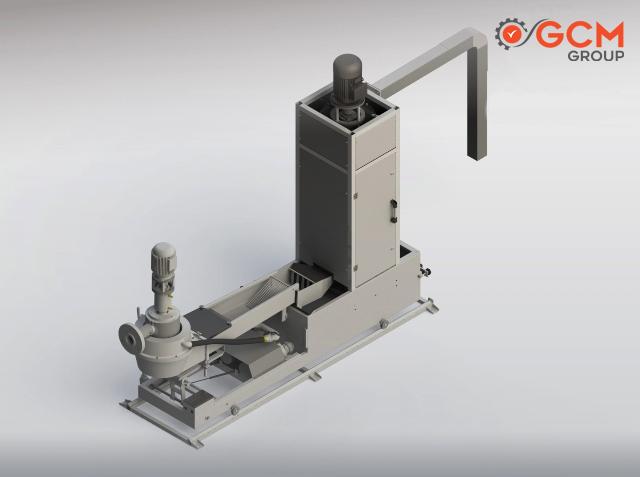 Granül Kesme Makinası - GCM Makina