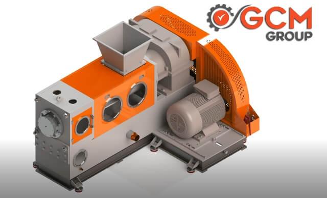 Yatay-Konik Sıkma Makinası - GCM Makina